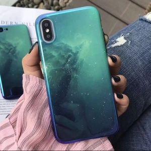 NEW iPhone 7+/8+ Starry Sky Case